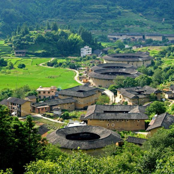 Tulou, Fuijan (Cina)