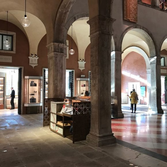 Fondaco dei Tedeschi a Venezia