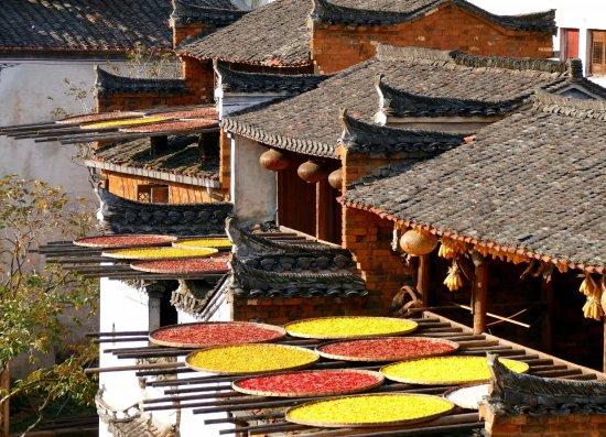 Il turismo nostalgico della Cina rurale futura