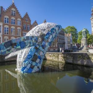 The Liquid City  è il tema della seconda edizione della Triennale di arte e architettura di Bruges