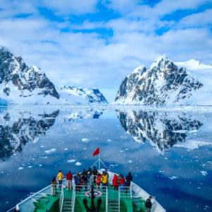 Turismo estremo? La moda dell'Antartide