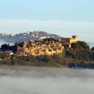 I borghi italiani contro l'abbandono: il caso di Gradara